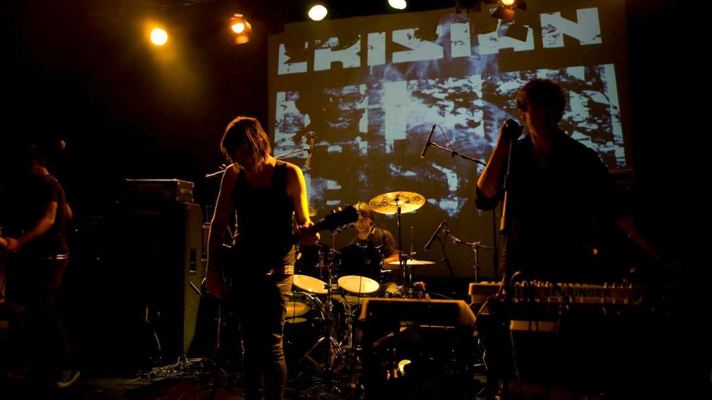 Erisian: fuerza cinemática