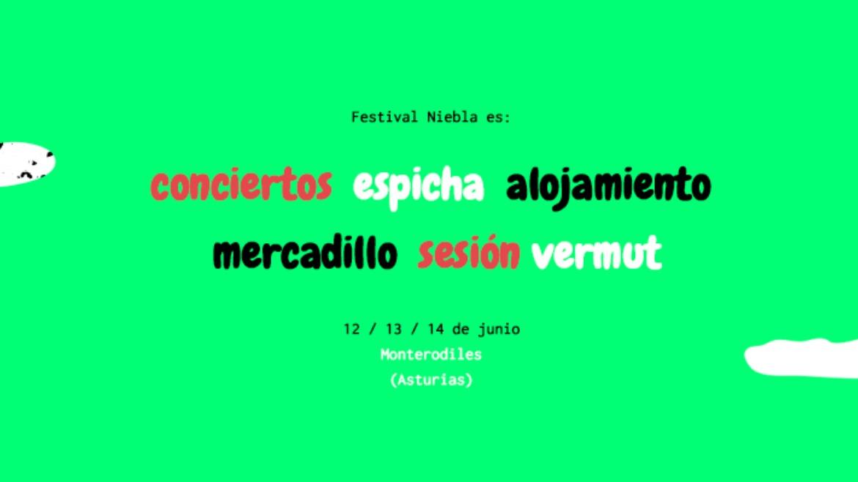 Festival Niebla: presentación y primeros confirmados