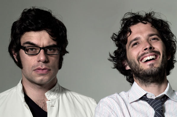 Fugaz (y feliz) retorno para Flight Of The Conchords