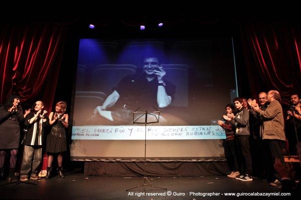 La Fundación Pepe Rubianes honra la memoria del actor con la creación de su Primer Premio de Teatro