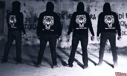 Tiger Menja Zebra y la autodestrucción del ser humano