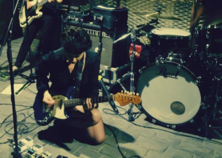 Frankie Rose // El Decantador, 25/06/2012