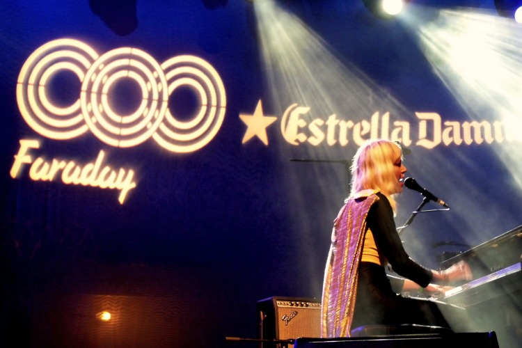Faraday // Vilanova, 30/06/2012