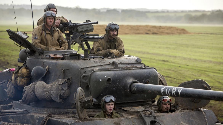 Corazones de Acero: La guerra cruda de David Ayer