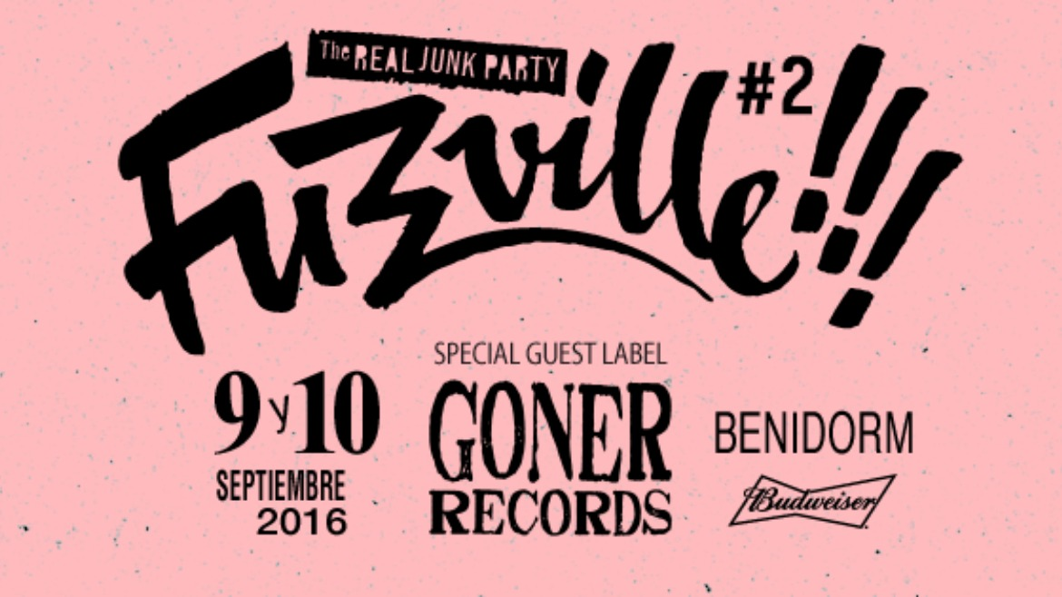 Fuzzville confirma a Goner Records como sello invitado