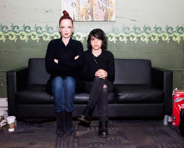 Garbage y Screaming Females, cover de Patti Smith