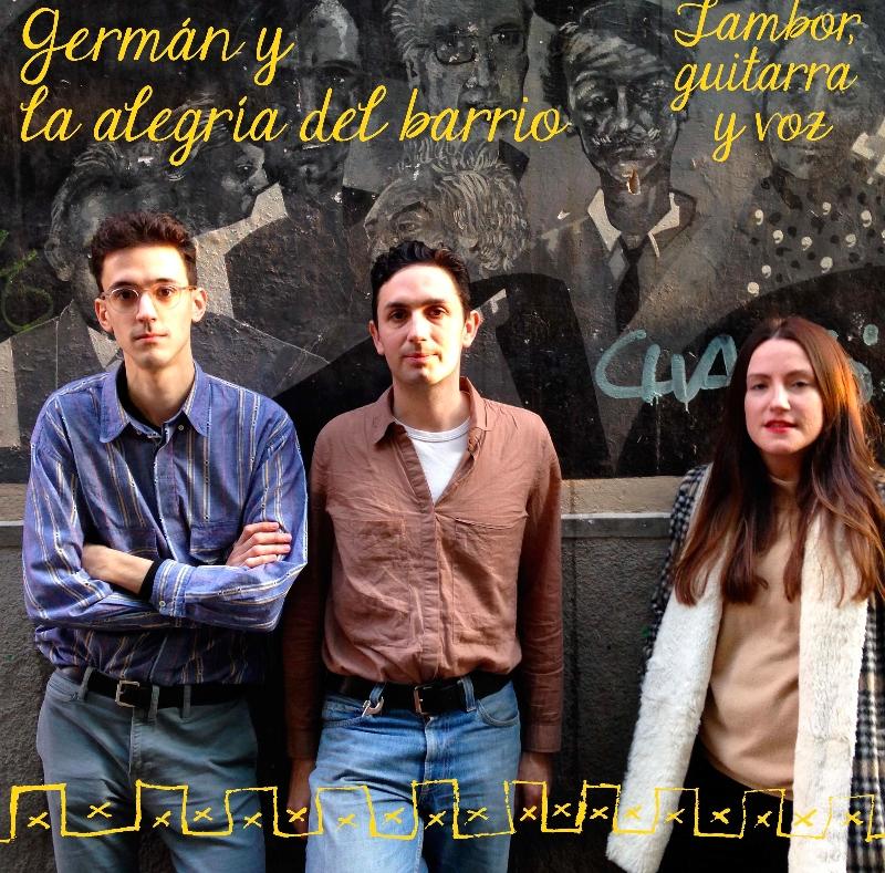 Germán Carrascosa y La Alegría del Barrio, de estreno en edición limitada