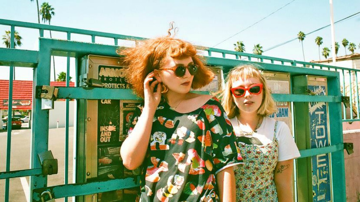 Girlpool: su debut en vinilo, ya disponible