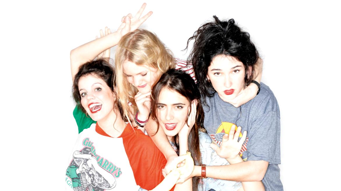 Hinds y The Parrots, vistos por CANADÁ