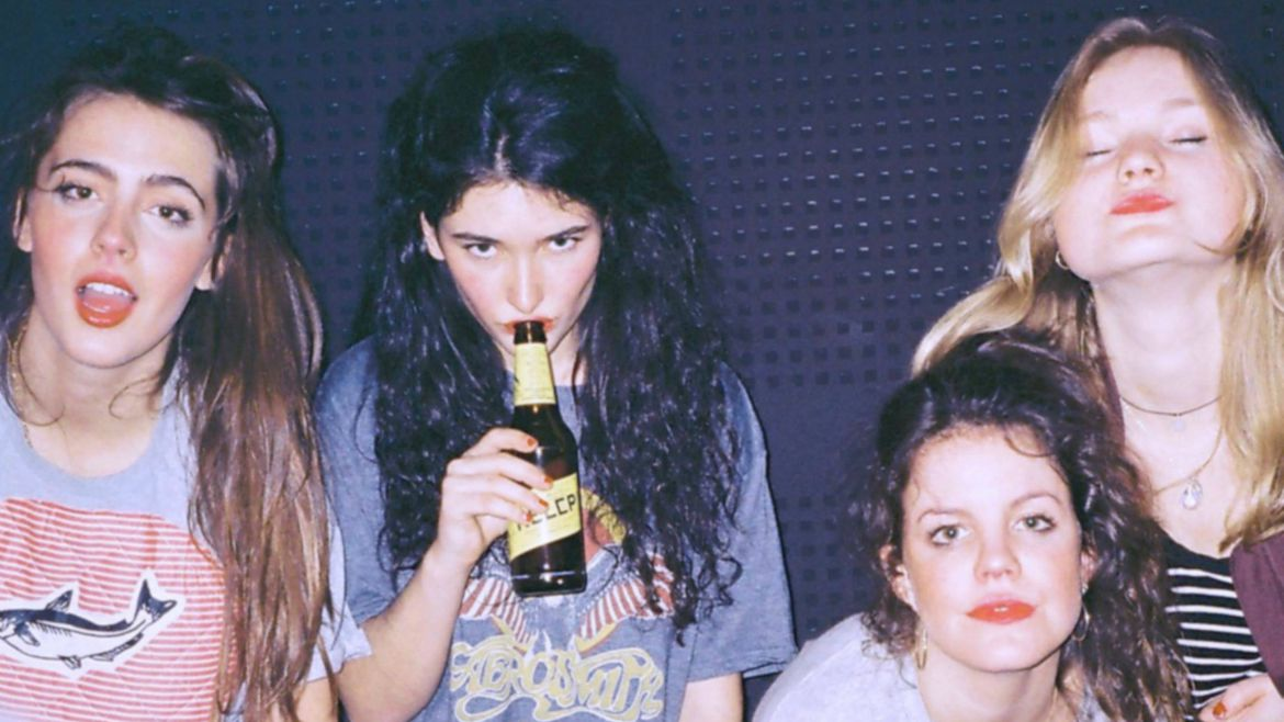 Hinds antes que Hinds