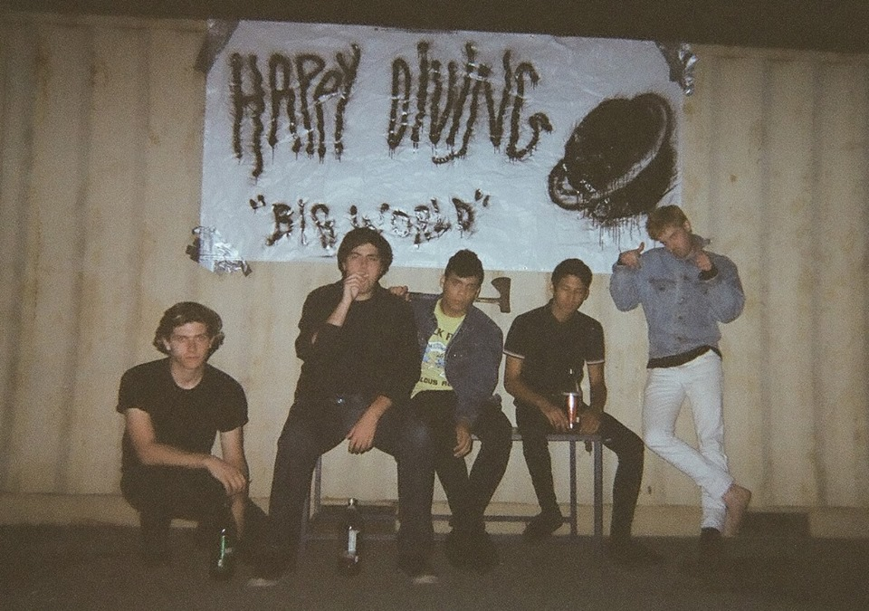 Happy Diving: a confirmarse con Big World