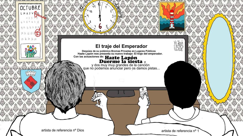 Hazte Lapón se engalana mañana con El Traje del Emperador en Hi Jauh-USB?