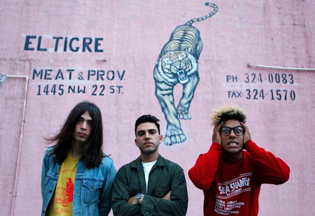Jacuzzi Boys repiten visita para presentar su último álbum