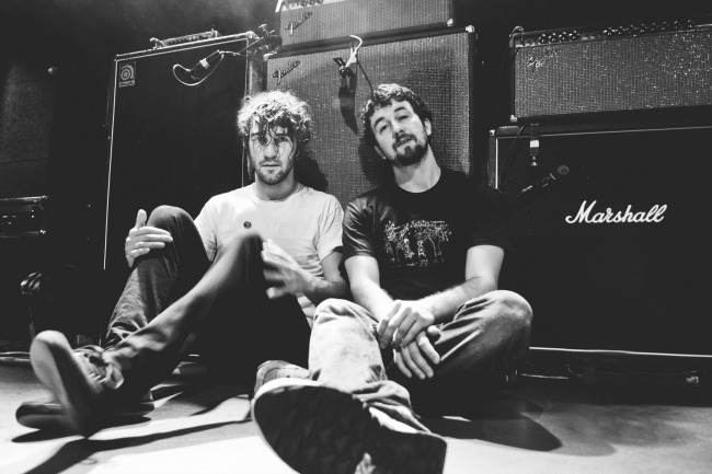 Japandroids, de visita con Celebration Rock