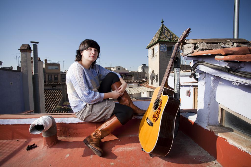 """Joana Serrat // """"El lligam amb les cançons ha canviat. Abans m'afectaven més"""""""
