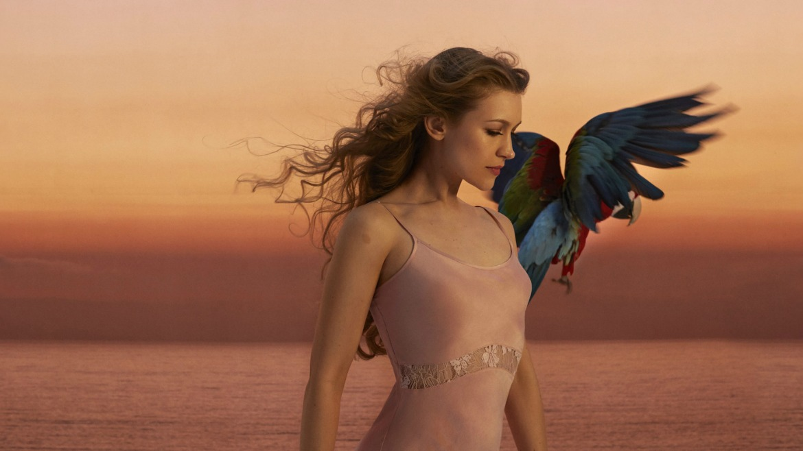 Joanna Newsom, pictórica con 'Divers'