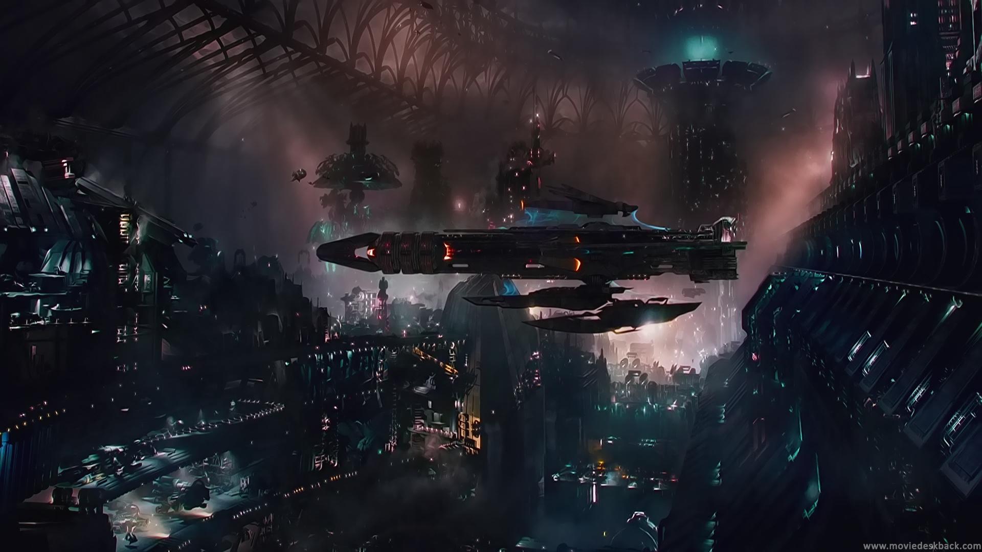 Jupiter Ascending, la nueva baza de los Wachowski