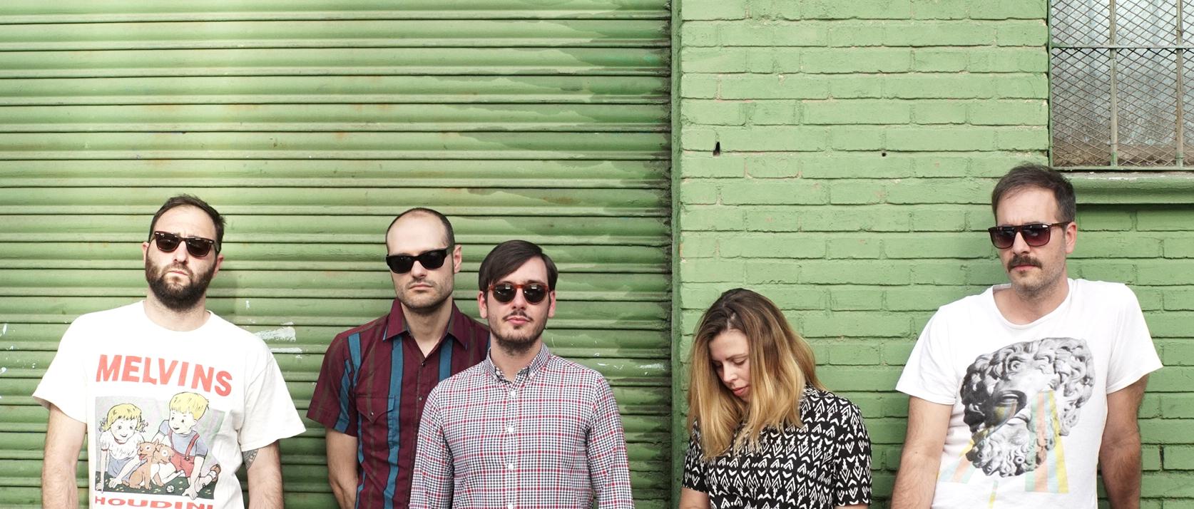 Juvenilia nos presentan su disco de debut