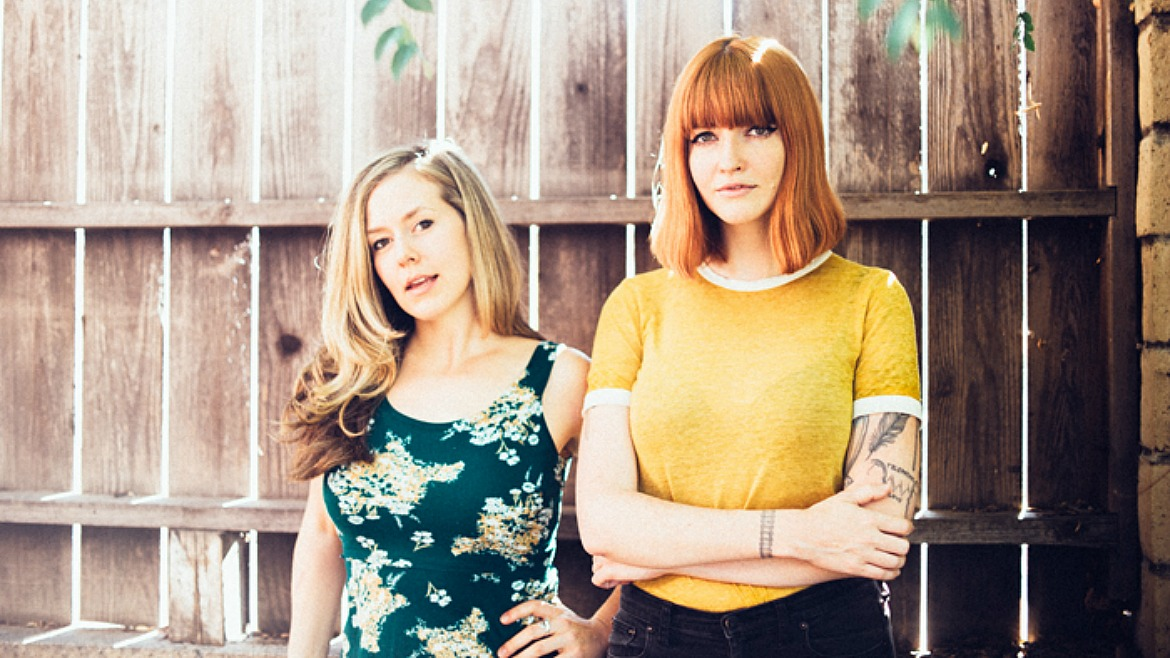Katy Goodman y Greta Morgan, juntas en un disco de versiones
