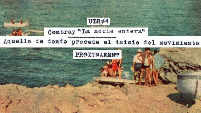 Combray y Aquello De Donde Procede El Inicio del Movimiento, juntos en cassette
