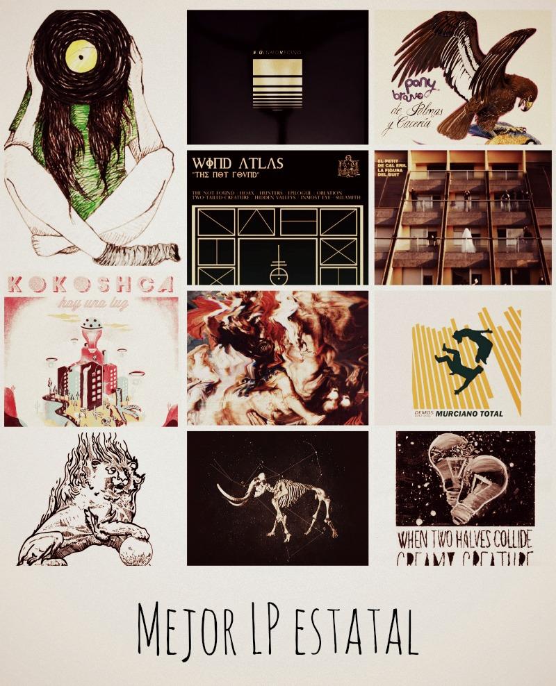 Lo Mejor de 2013: LP Estatal [Top 50]