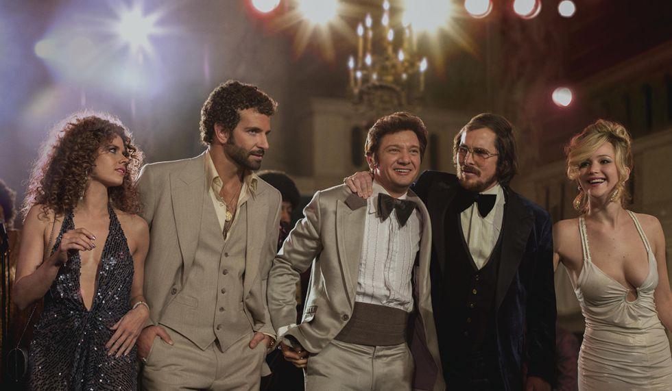 Oscars 2014: Gravity y La Gran Estafa Americana 10 nominaciones. Doce Años de Esclavitud, 9