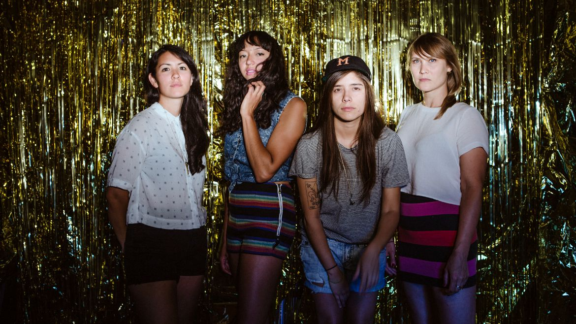 La Luz: gira europea y vídeo para You Dissapear