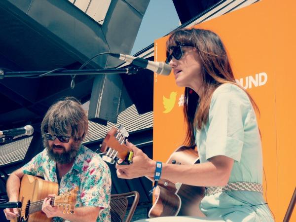 La Bien Querida // Mercat de la Barceloneta, 15/06/2013