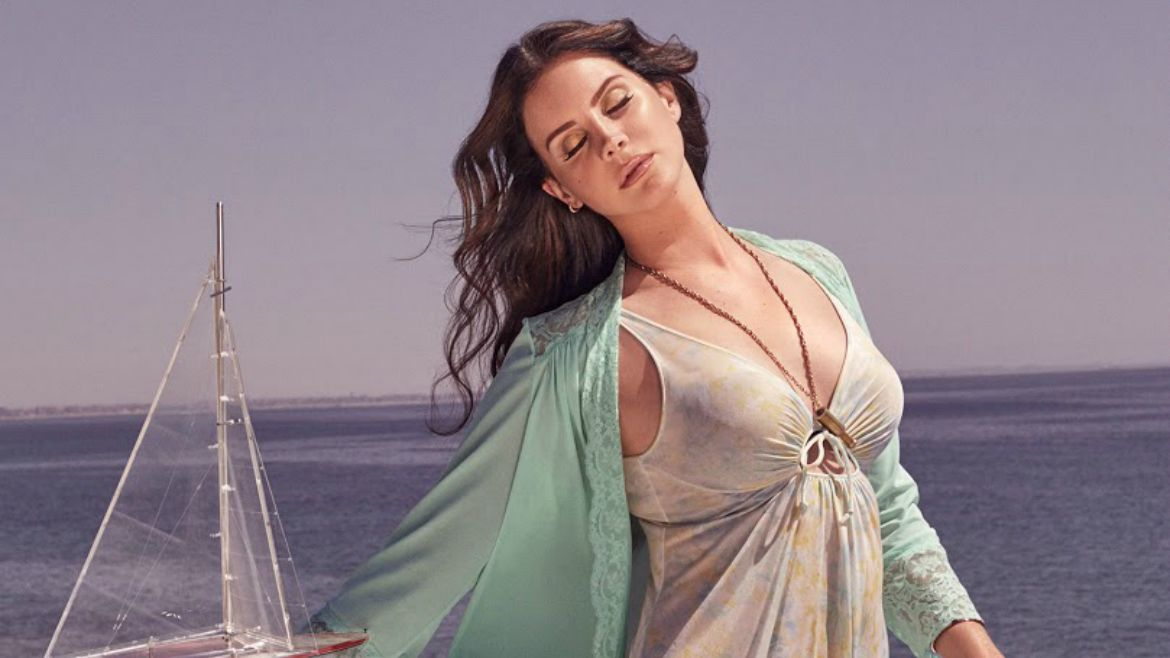 Lana del Rey anuncia single, High by the beach