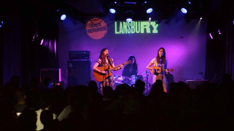 Lansbury – Algo de Violencia (2015)