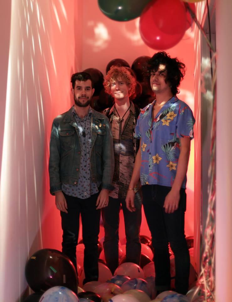 Las Rosas: evocando el garage de los 60's desde Brooklyn