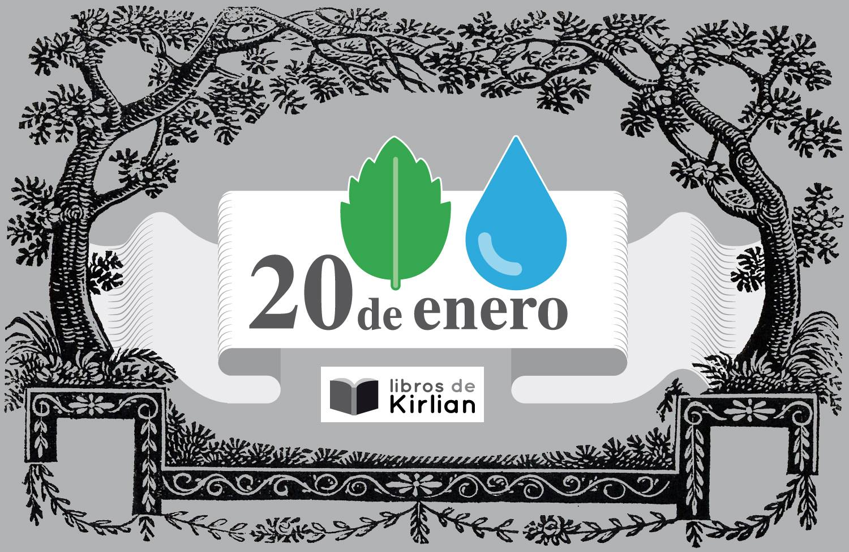 Libros de Kirlian presenta Menta y Agua. Historias de la Buena Vida