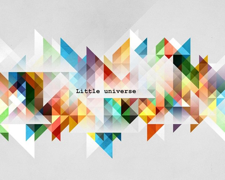 Little Universe: (coloridos) inviernos con sol