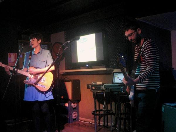 Los Bonsáis + El Faro, Underground. 25/01/2013