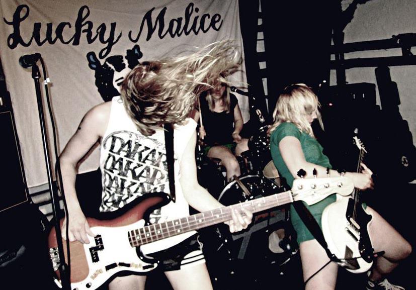 Lucky Malice: Homme Fatale como punto de partida