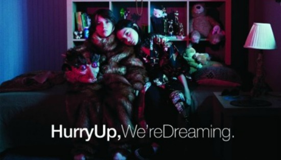 M83 // Hurry Up, We're Dreaming