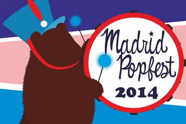 Madrid Popfest 2014: cartel cerrado y reparto de días
