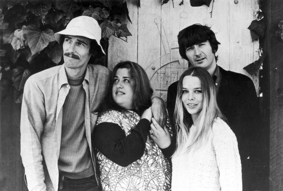 [Vinilos] The Mamas & The Papas, If You Can…(1966)