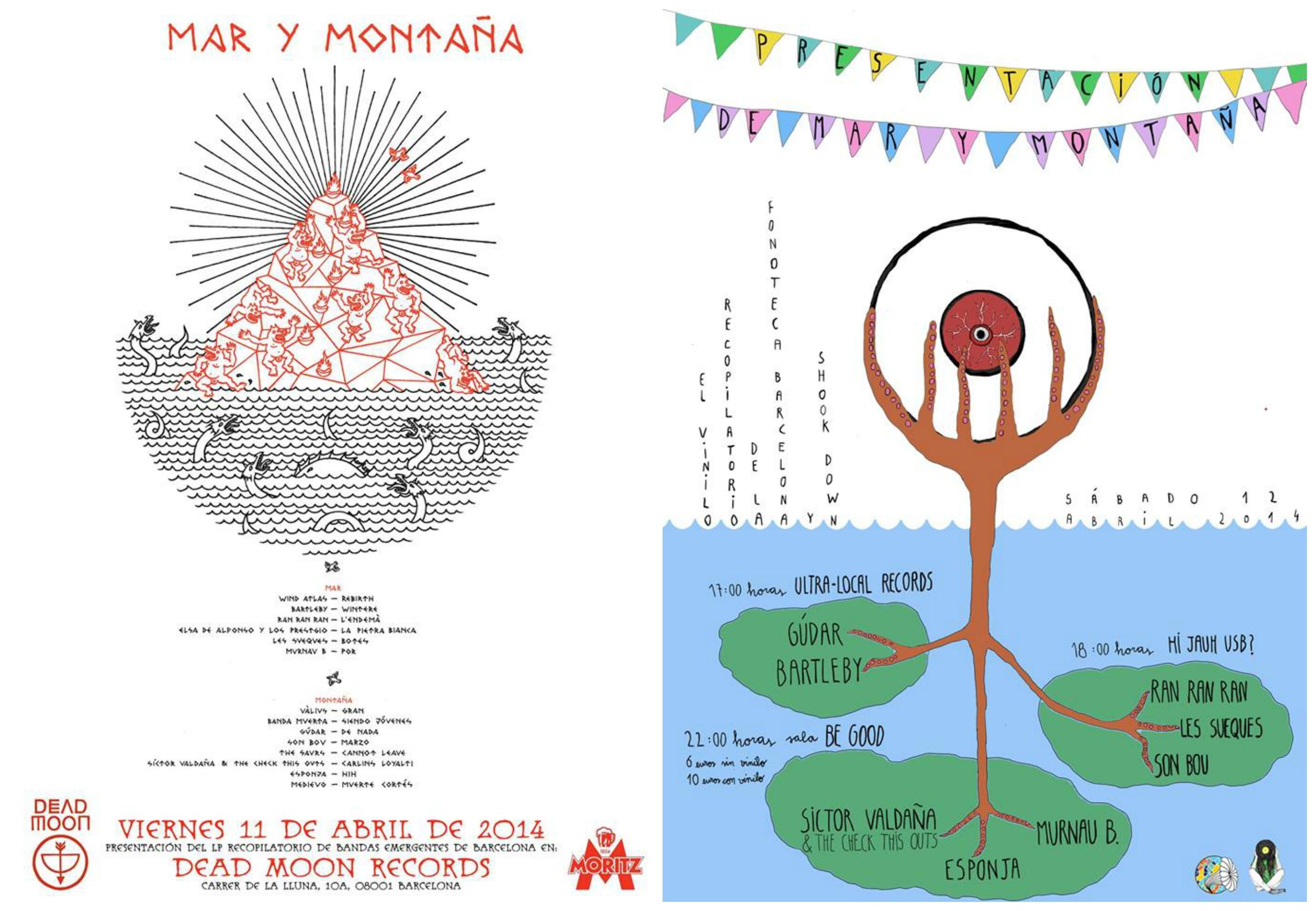 Concurso: ¡Mar y Montaña te lleva al Embassat!