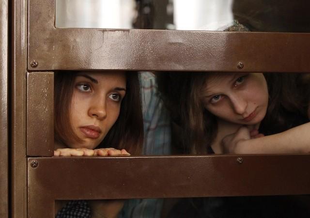 Pussy Riot: Sin libertad para Masha
