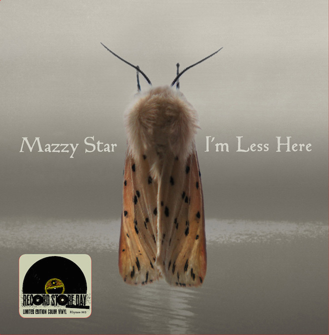 "Mazzy Star lanza en 7"" I'm less here"