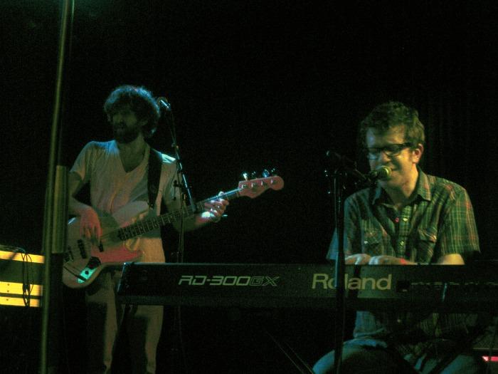Megafaun. Caprichos de Apolo. 21/02/2012