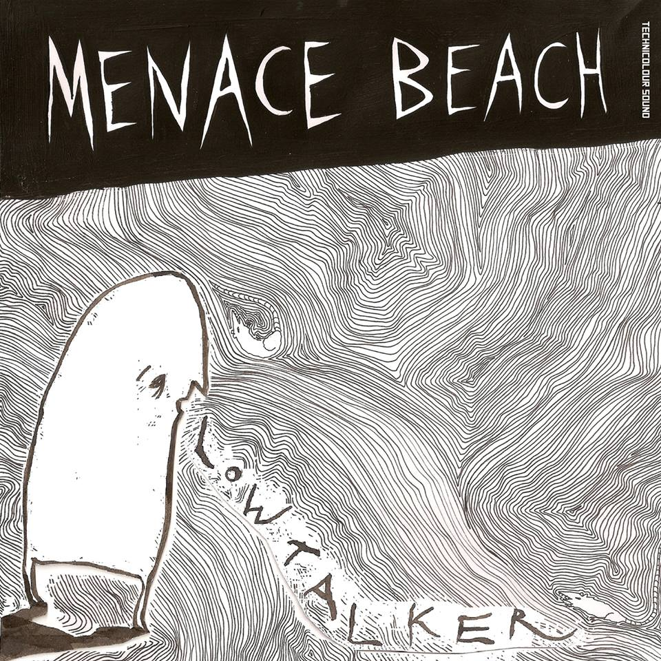 Menace Beach, de estreno con Memphis Industries