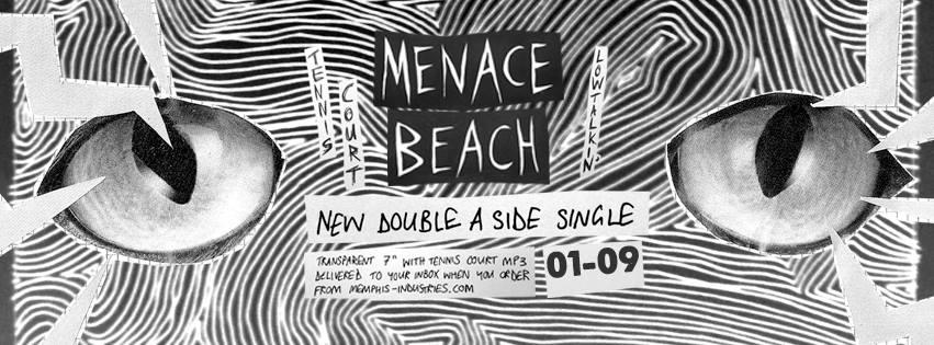 Menace Beach completan su single con Lowtalkin