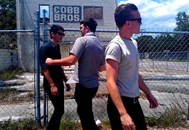 Merchandise: postpunk bajo el sol de Tampa