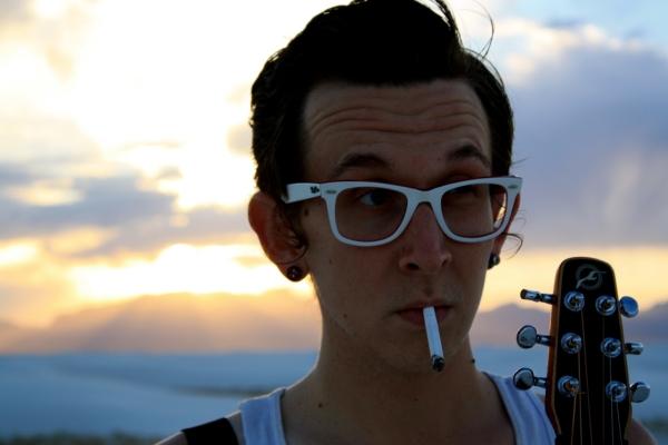 Micah P. Hinson grabará en Santander su nuevo LP
