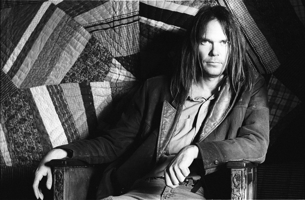 [Vinilos] Neil Young, Everybody Knows This Is Nowhere (1969)