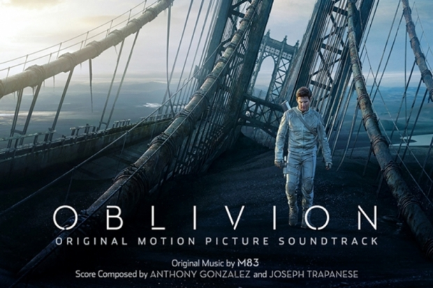 M83, la guinda de Oblivion