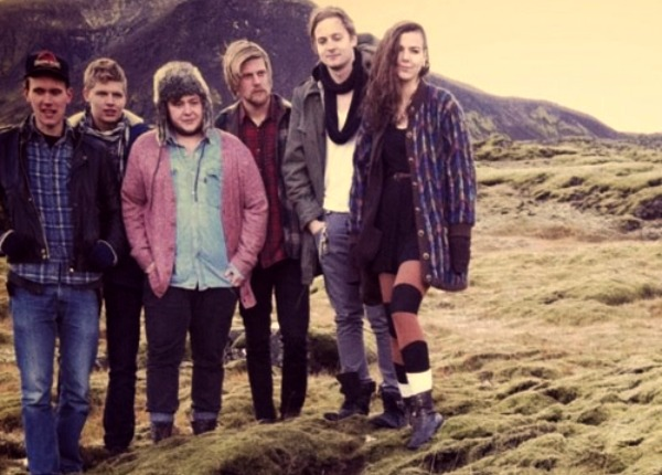 Of Monsters and Men. Una amable ensoñación folk