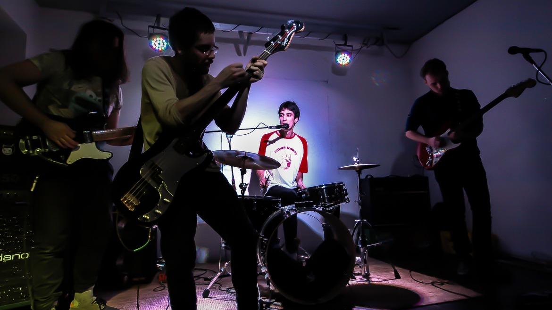 PANE presentan su directo en Janus Noise